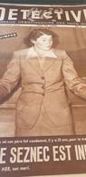 DETEC 49/SEZNEC QUIMPER/GUY DES CARS /LACAN LOT /LEGION ETRANGERE - 1900 - 1949
