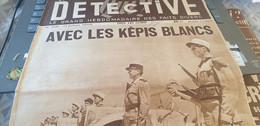 DETEC 49 /LEGION ETRANGERE/LANRIGAN RICHE /VILLIERS SUR MARNE POUPEES/ LILLE BANDE RAVAGEURS - 1900 - 1949