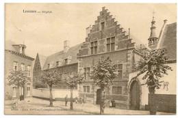 LESSINES - Hôpital. Oblitérations 1907 Tournai Et Lessines. - Lessines
