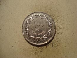 MONNAIE LIBYE 100 DIRHAM 1975 / 1395 - Libya