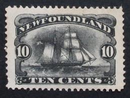 Terre Neuve  NEWFOUNDLAND 1887 Yvert 43 Neuf* - 1865-1902