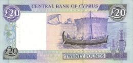 CYPRUS P. 63c 20 P 2004 UNC - Cyprus