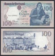 Portugal - 100 Escudos Banknote 1985 - Pick 178e XF (2)   (21787 - Portugal
