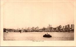 New York City Sky Line - Manhattan