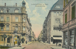 """CPA  ALLEMAGNE """"Ludwigshafen"""" - Ludwigshafen"""