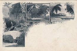 Polynésie Française. Multivues - French Polynesia