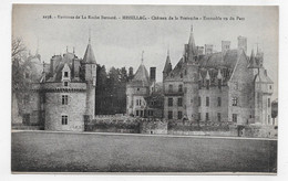 MISSILLAC ENVIRONS DE LA ROCHE BERNARD - N° 2178 - CHATEAU DE LA BRETESCHE - CPA NON VOYAGEE - Missillac