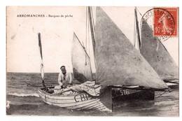 Arromanches - Barques De Pêche - édit Non Identifié  + Verso - Arromanches