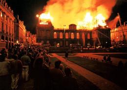 CPM - RENNES - Incendie Du Parlement De BRETAGNE 4/5 Février 1994 - Edition Cartophile - Rennes