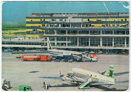 Aéroport De Paris-Orly - Aire De Stationnement - Parking Area - Avions Air-France TAI Camion Mobil Aviation Citroën Tube - Orly