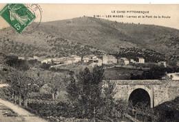 30. GARD // LES MAGES. LARNAC LE PONT ET LA ROUTE // - Other Municipalities