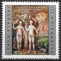 2021  Austria Österreich    Mi. 3578 **MNH  Sakrale Kunst - 2011-... Neufs