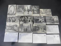LOT  DE 242   CARTES  POSTALES   REPRODUCTION  DE  CARTES  CPA  ( CARTES  D  AUTREFOIS) - 100 - 499 Postcards