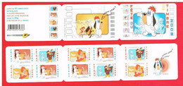 FRANCE - 2008 - CARNET COMMEMORATIF - ADHESIFS** - N° BC160 Ou BC4149  - - F.D.T - TEX AVERY - Y & T - COTE 22,00 € - Adhesive Stamps