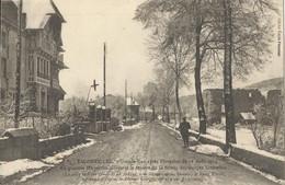 "- 54 - Badonviller ""Grande Rue"" Après L'invasion Du 12 Août 1914 - Other Municipalities"