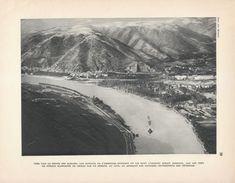 1931 - Héliogravure De Aéro Michaud - Tain-l'Hermitage (Drôme) - Vue Aérienne - PREVOIR FRAIS DE PORT - Sin Clasificación