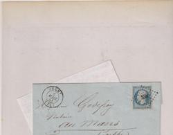 Seine Maritime-L-TP N°14 TI-LAITEUX-OB-PC-558-CAD BUCHY 5/4/1955 (74) - 1849-1876: Période Classique