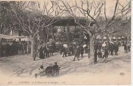 CANNES  (06 )  L'HEURE  DE  LA  MUSIQUE    - C PA   ( 21 / 3 / 242  ) - Cannes