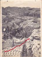 "ZILLEBEKE Ieper Sptingtrichter "" St-ELOI "" GROTE Duitse Foto 1° WW KLASSE - Ieper"