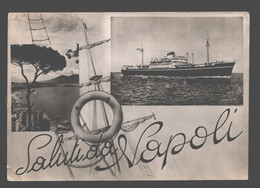 Napoli - Saluti Da Napoli - Napoli (Naples)