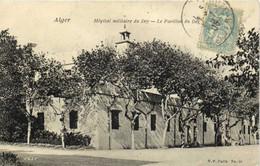 ALGER  Hopital Militaire Du Dey Le Pavillon Du Dey RV - Zonder Classificatie