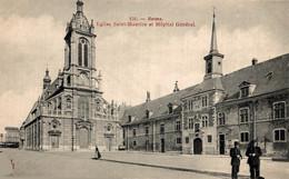 51 REIMS  Eglise Saint-Maurice Et Hôpital Général - Reims