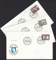 Greenland Gronland 1988 / Handcraft, Eskimo Tools, Artifacts, Harpoon Points, Masks / FDC - FDC