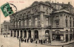 51 REIMS  Le Théâtre - Reims