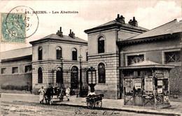 51 REIMS  Les Abattoirs - Reims