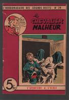 L'hebdomadaire Des Grands Récits (violet) L'aventure à L'école N° 29 Le Chevalier Malheur (Maurice Tillieux) 1949 - Spirou Magazine