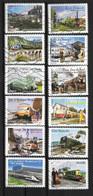 2014 - 118 - 999 à 1010 - Trains - Luchtpost