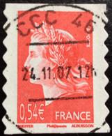 TIMBRES   DE    FRANCE   N° 139    OBLITÉRÉS  ( LOT: 7062) - KlebeBriefmarken