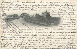 CPA 85 Vendée Croix De Vie Les Chalets Précurseur 1901 - Zonder Classificatie
