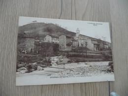 CPA 07 Ardèche Dornas Vue Générale - Altri Comuni