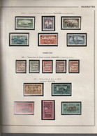 Alaouites 1925 - 1928 Poste Et Taxe Neuf* - Unused Stamps
