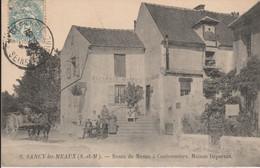 77 - SANCY LES MEAUX - Route De Meaux à Coulommiers - Maison Dépernet - Altri Comuni