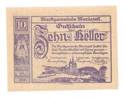 **Austria Notgeld  Mariazell 10 Heller   590/2a - Austria