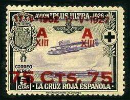 "Espagne, Spain, Spanien 1927 Dornier Wal ""Plus Ultra"" Franco Bahamonde Flight To Argentina (YT PA 27 SG 455) - Aerei"
