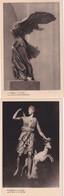 FRANCE LOT DE 2 CARTES DU LOUVRE - 1921-1960: Periodo Moderno