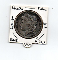 AMERIKA USA 1 DOLLAR 1884 S  MORGAN ZILVER - Other - America