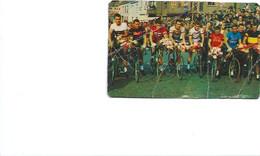 Wielrennen Cyclisme Cyclismo  Oud Kaartje Nummer 44 Ploeg Voor WK 1964 - Ciclismo