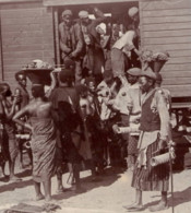 C.1900 Johannesburg -  Photo  Train Wagon  South Africa - Ancianas (antes De 1900)