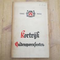 Kortrijk Guldensporenfeesten 1952 - History