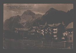 Carbonin - Albergo Ploner Verso La Croda Rossa - Bolzano (Bozen)