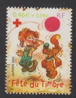 FRANCE-2002-N°3469* *  FETE DU TIMBRE.BOULLE & BILL ISSU DU BLOC - Nuovi