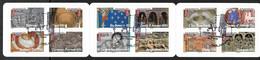 France 2010 Carnet - Yvert Nr. BC 455 (455/466) - Michel Nr. MH 4926 I/4937 I - Oblitéré 1er Jour - Gelegenheidsboekjes
