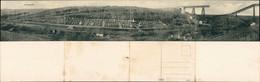 CPA Bouillonville Heldengräber Und Gesprengte Eisenbahnbrücke 4 Teilig 1914 - Non Classificati