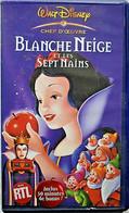 Blanche Neige Et Les Sept Nains - Walt Disney - VHS - Children & Family