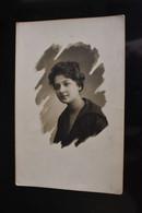 F498 Woman Atelier Foto Lux Iasi Romania 1921 - Fotografía