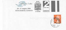 2006 Championnats Du Monde D'Aviron à Eton (Dorney Lake) G.B ( Du 20 Au 27 Août) - Aviron